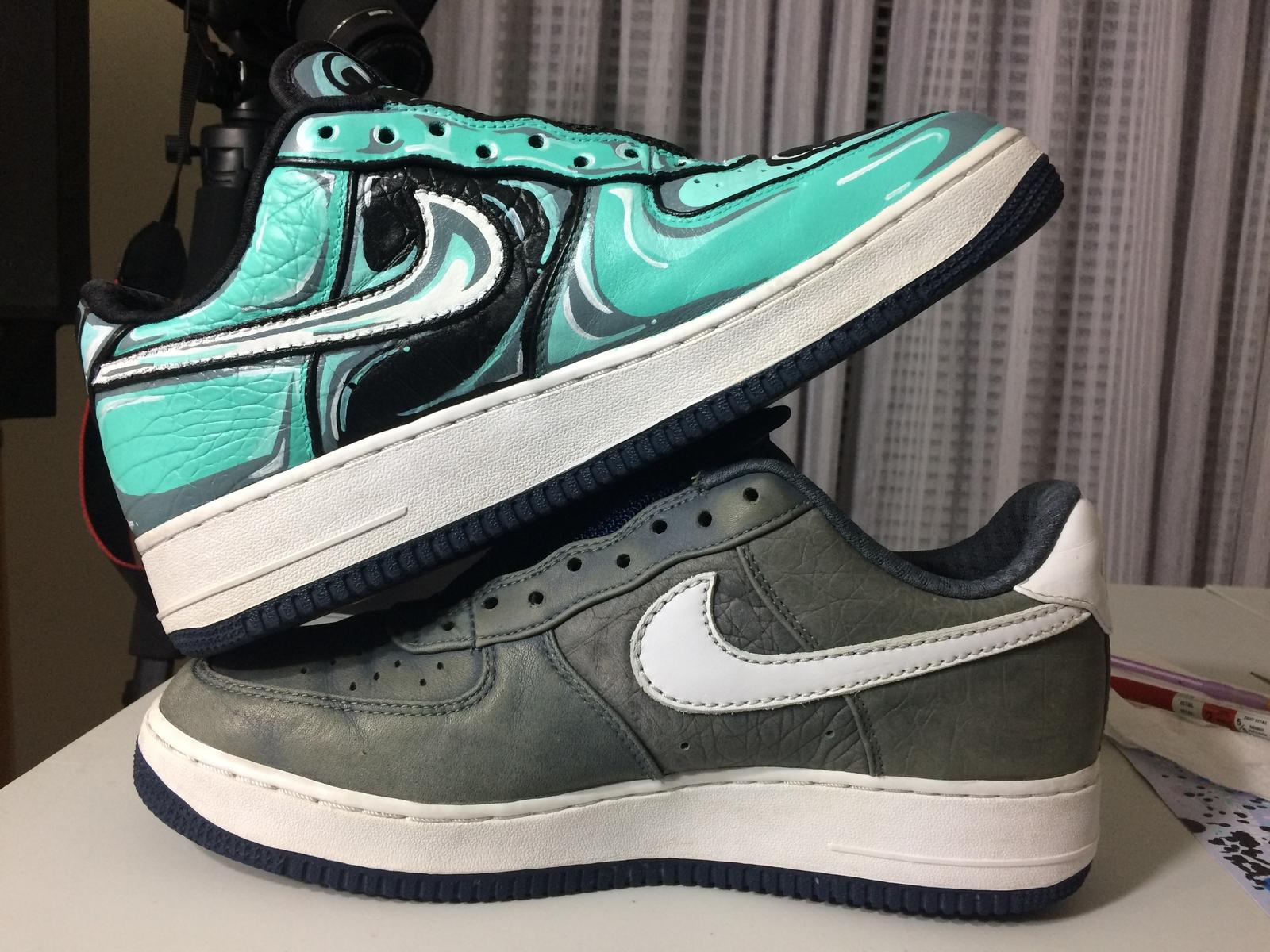 Sneaker Custom designs, themes