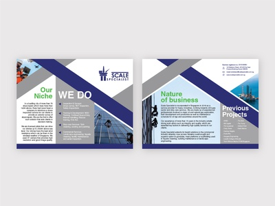 Scale Specialist Brochure