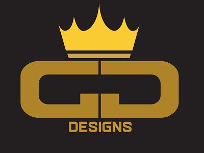 """King"" Personal Logo color clean soft minimalism king logo design personal logo vector illustration design business brand art branding logo graphic design"
