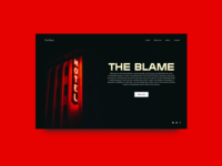 The Blame Hotel // Concept