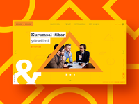 Kımız & Kımız Website Slider 01
