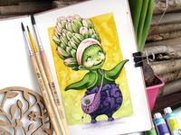 Hyacinth Baby