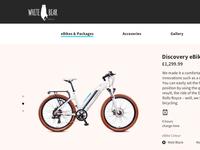 White Bear e-Bikes