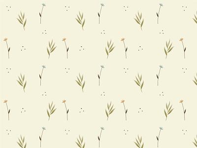 Flower Pattern pattern aotearoa digital illustration vector graphic design flowers