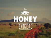 Logo The Honey Badgers