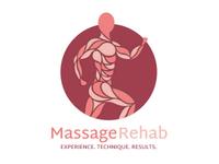 Massage Rehab Logo