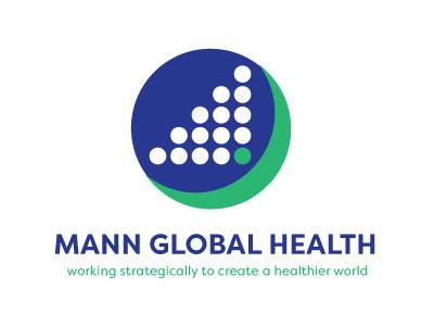 Logo for Mann Global Health logo health public
