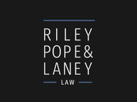 Riley, Pope, & Laney Law Firm logo