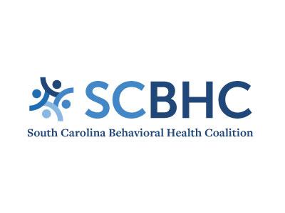 Logo for the South Carolina Behavioral Health Coalition health behavioral logo