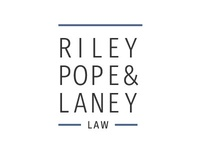 Riley Pope & Laney Law Logo