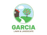 Garcia Lawn & Landscape Logo