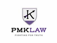 PMK Law Logo - Personal Injury and Criminal Defense