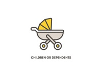 TaxChat Icon — Children or Dependents