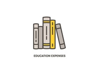 TaxChat Icon — Education Expenses