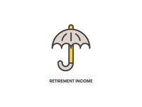 TaxChat Icon — Retirement Income