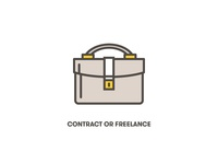 TaxChat Icon — Contract or Freelance Work