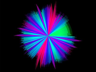 Music Visualization p5.js react music visualization