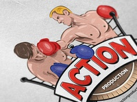 Action Production Logo