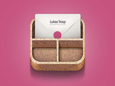 Thanks to Lukas Troup for Invitation first shot thanks dribbble invitation debuts