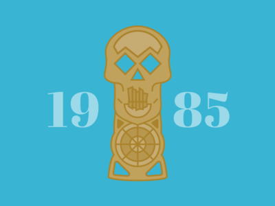 Goonies Skeleton Key Icon