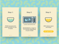 Mac & Cheese Onboarding