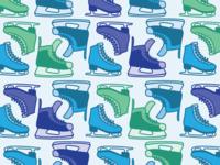 Ice Skate Pattern