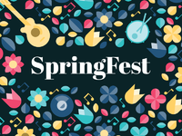 Springfest dribbble