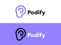Podify Logo