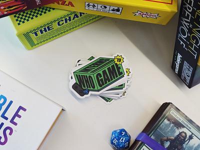 Designers (or Interns) who Game pins stickers design illustration illustrator