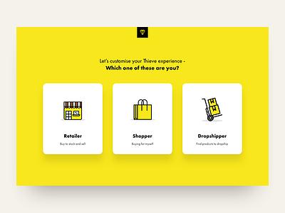 User Entry Survey survey