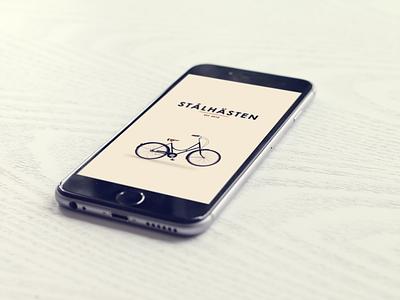 Stålhästen app bicycle bikes app