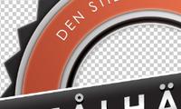 'Stålhästen' logo under construction