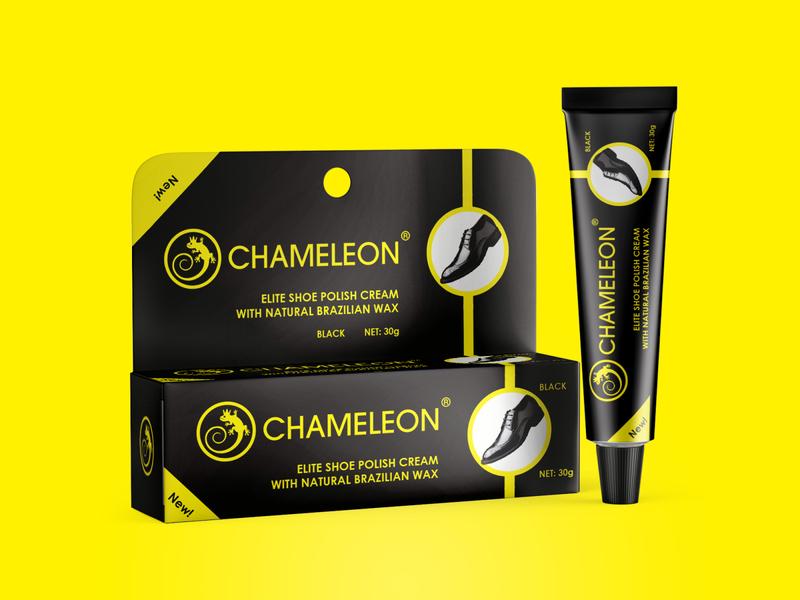 chameleon - shoe polish