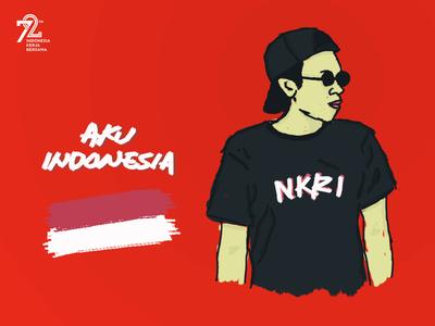 Aku Indonesia : NKRI