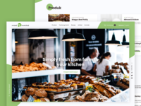 Meat Market - Landing Page