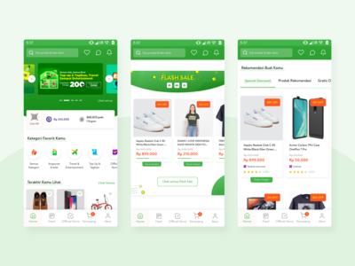 Ecommerce - Mobile App Design Inspiration