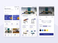 Furniture - Mobile App Design Inspiration