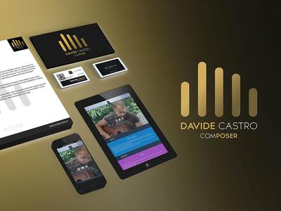 Davide Castro - Corporate identity