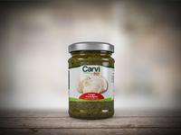 Carvi Bio jar label