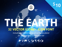 The Earth Icons