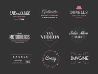 The Designer Label Creators Kit - Logo Templates