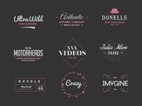 The Designer Label Creators Kit - Logo Templates