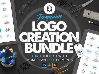 Premium Logo Creation Bundle