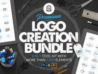 Premium Logo Creation Bundle