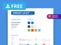 Freest Free Form Ui Kit