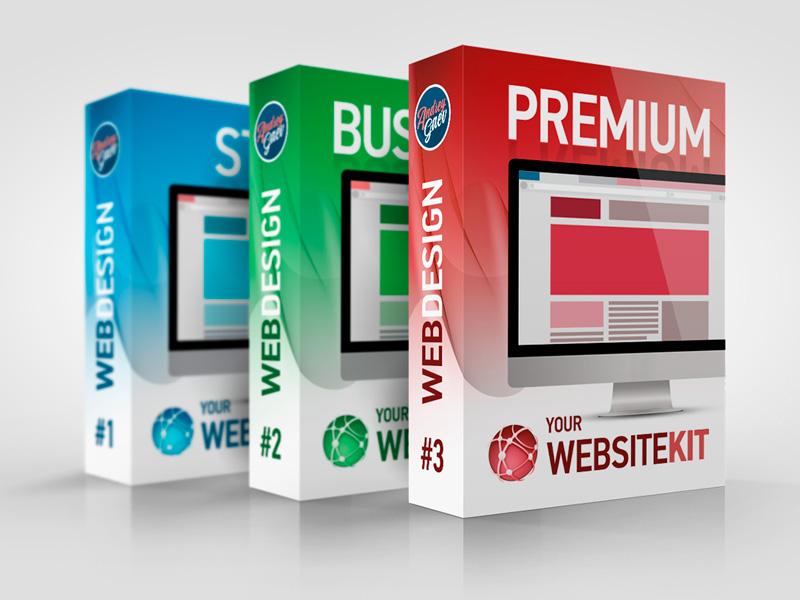 Web boxes free free psd software web-design web box