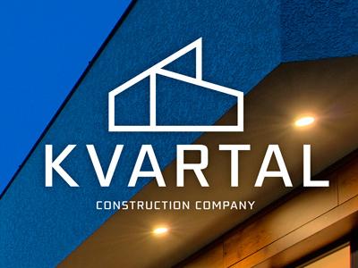 Kvartal Studio Logo & Branding