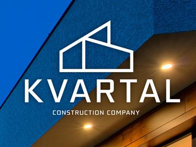Kvartal Studio Logo & Branding branding architect logo arch