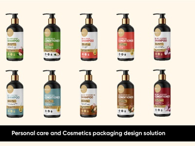 Personal Care and Cosmetics Packaging Branding typography packaging brand design cosmetic packaging cosmetic personal care stationary identity branding graphics