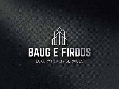 Baug e Firdos websites psd vector visualise fibonacci stationary identity illustration graphics branding logo